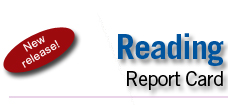 New Release! Reading Report Card.