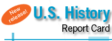 New Release. U.S. History Report Card.